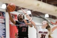 Gallery: Girls Basketball Bethel @ Wilson